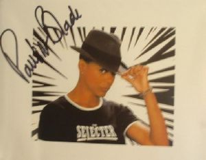 Pauline Black. Lead singer in The Selecter #3